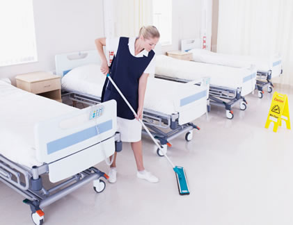 medical-facility-cleaners